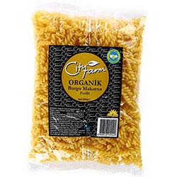 Cityfarm Organic Pasta (Fusilli) 500g