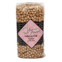 Cityfarm Organic Chick Peas 1Kg