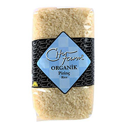 Cityfarm Organic Rice 1Kg