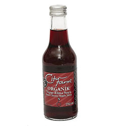Cityfarm Organic Sour Cherry Juice 250ml