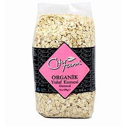 Cityfarm Organic Oatmeal 500g