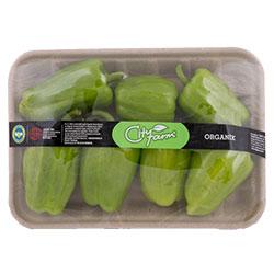 Cityfarm Organic Sweet Bell Pepper (KG)