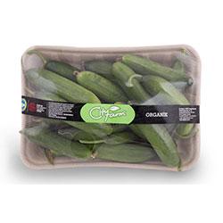 Cityfarm Organic Cucumber (KG)