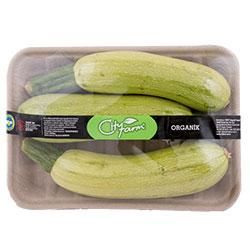 Cityfarm Organic Zucchini (KG)