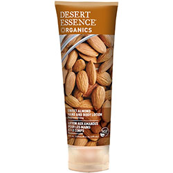 Desert Essence Organic Hand & Body Lotion (Sweet Almond) 237ml