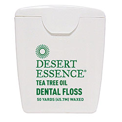 Desert Essence Tea Tree Oil Dental Floss 45m