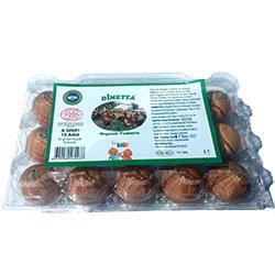 Dimetta Organic Egg (Baby) 15pcs