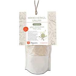 Doğaçlama Micro Hercules Organic Green Lentil Sprout