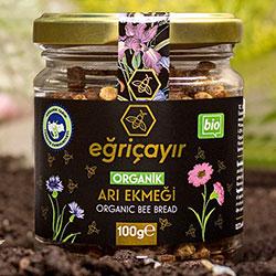 Eğriçayır Organic Bee Bread 100g