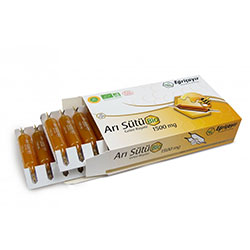Eğriçayır Organic Royal Jelly Ampul (20 Pcs)