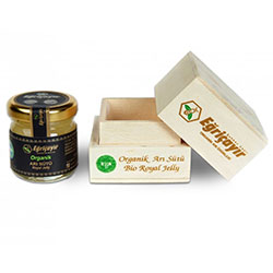 Eğriçayır Organic Royal Jelly 30g