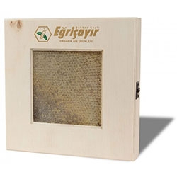 Eğriçayır Organic Comp Honey (KG)