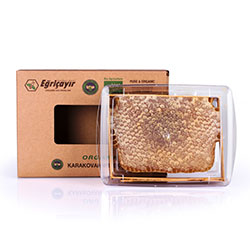 Eğriçayır Organic Comp Honey (KG)