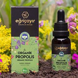 Eğriçayır Organic Propolis Drops 20ml