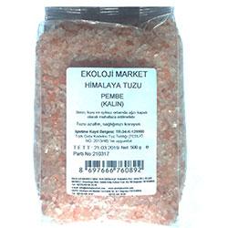 Ekoloji Market Pink Himalayan Salt (Pink, Crystal) 500g