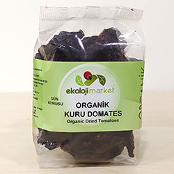 Ekoloji Market Organic Dried Tomato 125g