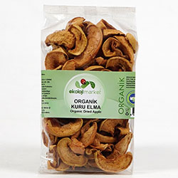 Ekoloji Market Organic Dried Apple 100g