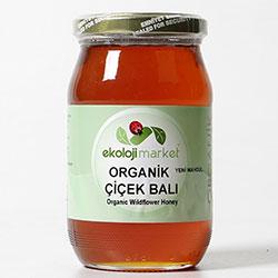 Ekoloji Market Organic Flower Honey 450g (Kars, Ağrı, Iğdır)