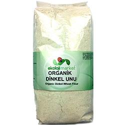 Ekoloji Market Organic Spelt (Dinkel) Whole Wheat Flour 500g