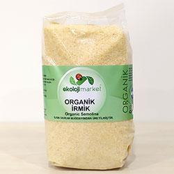 Ekoloji Market Organic Semolina 500g