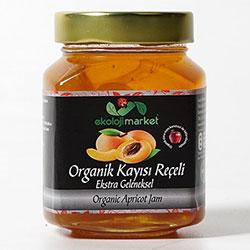 Ekoloji Market Organic Apricot Jam (Extra Traditional) 390g