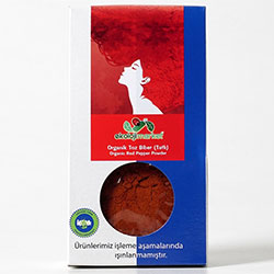 Ekoloji Market Organic Powder Red Pepper (Sweet) 40g