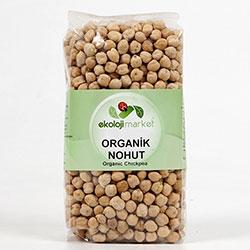 Ekoloji Market Organic Chick Peas 500g