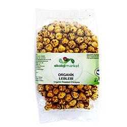 Ekoloji Market Organic Roasted Chickpeas 200g