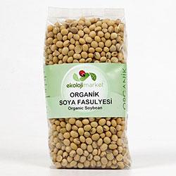 Ekoloji Market Organic Soy Bean 500g