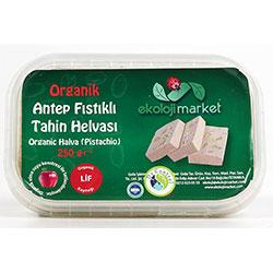 Ekoloji Market Organic Tahini Halva (Pistachio) 250g