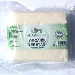 Ekoloji Market Organic Butter 200g