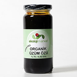 Ekoloji Market Organic Grapes Syrup 300ml