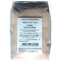 Ekoloji Market Pink Himalayan Salt (Pink) 500g