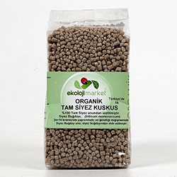 Ekoloji Market Organic Whole Spelt Couscous 400g