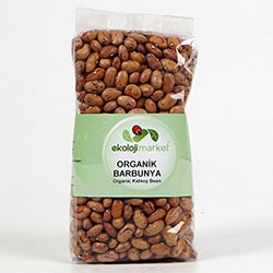 Ekoloji Market Organic Borlotti Beans 500g