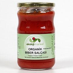 Ekoloji Market Organic Paprika Paste 660g