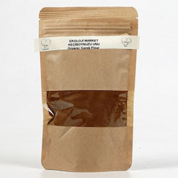 Ekoloji Market Organic Carob Flour 150g