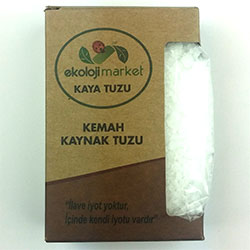 Ekoloji Market Rock Salt (Kemah) 250g