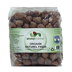Ekoloji Market Organic Raw Hazelnut 200g