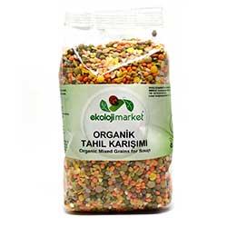 Ekoloji Market Organic Mixed Whole Grain for Soup 500g