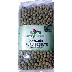 Ekoloji Market Organic Dried Peas 500g