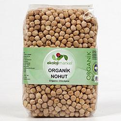 Ekoloji Market Organic Chick Peas 1kg