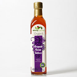 Ekoloji Market Organic Grape Vinegar 250ml