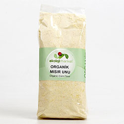 Ekoloji Market Organic Corn Flour 500g