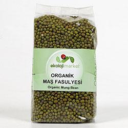 Ekoloji Market Organic Mung Bean 500g