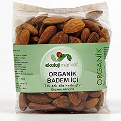 Ekoloji Market Organic Almond 150g