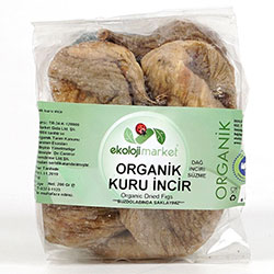 Ekoloji Market Organic Dried Fig 400g