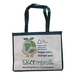 Ekoorganik Bag (Earth Freindly, Recyclable) Large