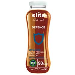 Elite Organic Detox Defence Juice 200ml