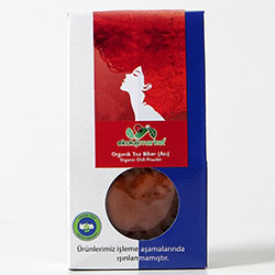 Ekoloji Market Organic Powder Red Hot Pepper 25g